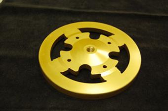 A5056 ゴールドアルマイト